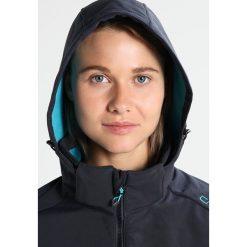 CMP Kurtka Softshell antracite/curacao. Czerwone kurtki sportowe damskie marki CMP, z materiału. W wyprzedaży za 366,75 zł.