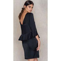 Sukienki hiszpanki: Moves Sukienka Georgia – Black