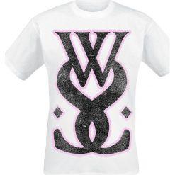 T-shirty męskie z nadrukiem: While She Sleeps Empire Of Silence T-Shirt biały