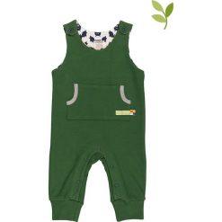 Pajacyki niemowlęce: Śpioszki w kolorze zielonym