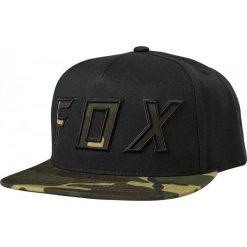 FOX Czapka Męska Posessed Czarna. Czarne czapki męskie FOX. Za 150,00 zł.