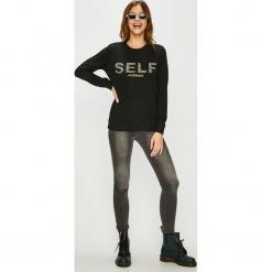 Tally Weijl - Bluza. Szare bluzy z nadrukiem damskie marki TALLY WEIJL, s, z bawełny. W wyprzedaży za 39,90 zł.