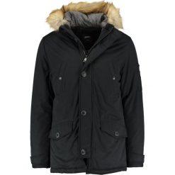 Burton Menswear London ALASKA Kurtka zimowa black. Czarne kurtki męskie bomber Burton Menswear London, na zimę, l, z bawełny. W wyprzedaży za 367,20 zł.