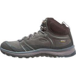 Keen TERRADORA MID WP Buty trekkingowe tarragon/turbulence. Brązowe buty trekkingowe damskie Keen. Za 549,00 zł.