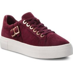 Sneakersy TAMARIS - 1-23715-21 Merlot 537. Czerwone sneakersy damskie Tamaris, z materiału. Za 289,90 zł.