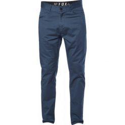FOX Spodnie Męskie Stretch Chino 30 Niebieskie. Niebieskie chinosy męskie FOX, z jeansu. Za 267,00 zł.