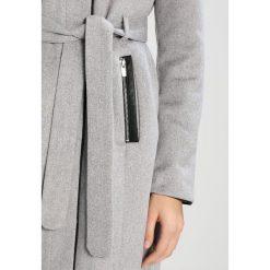 Płaszcze damskie pastelowe: Vero Moda Tall VMPRATO RICH  Płaszcz wełniany /Płaszcz klasyczny light grey