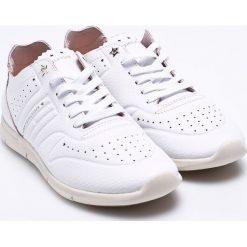 Tommy Hilfiger - Buty. Szare buty sportowe damskie marki TOMMY HILFIGER, z gumy. W wyprzedaży za 349,90 zł.