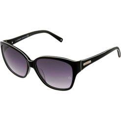 """Okulary przeciwsłoneczne damskie aviatory: Okulary przeciwsłoneczne """"MB411S 05B"""" w kolorze czarnym"""