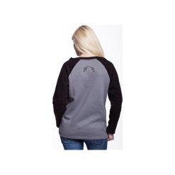 Bluzy damskie: DEVI by COXIE bluza damska grey