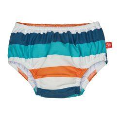 Spodnie niemowlęce: Szorty kąpielowe z kolorowym wzorem
