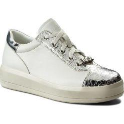 Sneakersy damskie: Sneakersy LIU JO - Sneaker Naomi B18017 P0317 Silver 00532
