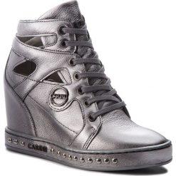 Sneakersy CARINII - B4474 L91-000-000-C98. Szare sneakersy damskie Carinii, z materiału. W wyprzedaży za 249,00 zł.