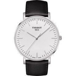 PROMOCJA ZEGAREK TISSOT Everytime Big Gent T109.610.16.031.00. Białe zegarki męskie TISSOT, ze stali. W wyprzedaży za 836,00 zł.
