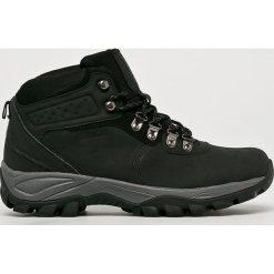 Big Star - Buty. Czarne buty trekkingowe męskie BIG STAR, z materiału, na sznurówki, outdoorowe. Za 189,90 zł.