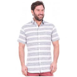 Brakeburn Koszula Męska L Biały. Białe koszule męskie marki Brakeburn, l. W wyprzedaży za 148,00 zł.