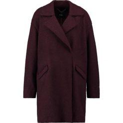 Płaszcze damskie pastelowe: someday. VANJA Płaszcz wełniany /Płaszcz klasyczny aubergine