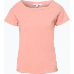 Opus - T-shirt damski – Svela, pomarańczowy. Brązowe t-shirty damskie Opus. Za 99,95 zł.