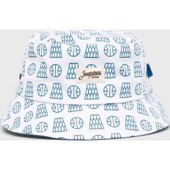 True Spin - Kapelusz Basketbol. Szare kapelusze męskie marki True Spin, z materiału. Za 39,90 zł.