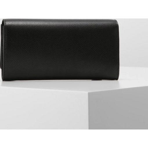 9a6fe0ef7416a Emporio Armani PORTAFOGLIO TRIFOLD WALLET BIG Portfel black - Czarne ...