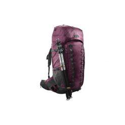 Plecak TREK 900 70+10 l damski. Czerwone plecaki damskie FORCLAZ. Za 599,99 zł.