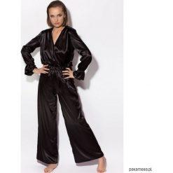 Piżamy damskie: Piżama The Classic One czarna