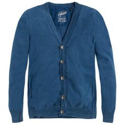 Sweter w kolorze niebieskim. Niebieskie kardigany męskie marki Pepe Jeans, m. W wyprzedaży za 189,95 zł.