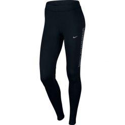 Legginsy sportowe damskie: Nike Legginsy Nike W NK Power Essential Running Tight czarne r. XS (829130 010)