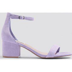 Sandały damskie: Steve Madden Sandały Irenee - Purple