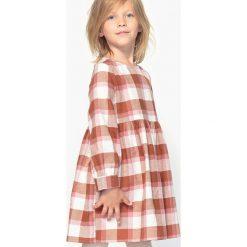 Sukienki dziewczęce: Sukienka w kratę 3-12 lat