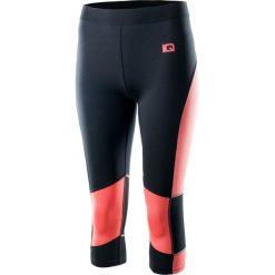 IQ Damskie legginsy Eira WMNS Black/Shell Pink r. XL. Czarne legginsy sportowe damskie IQ, xl. Za 42,57 zł.