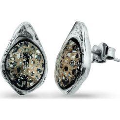 Biżuteria i zegarki: PROMOCJA Kolczyki Srebrne – srebro 925, Swarovski