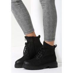 Czarne Traperki Feel A Whole Lot Better. Białe buty zimowe damskie marki vices. Za 64,99 zł.