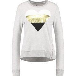 Bluzy rozpinane damskie: Sundry LOVE Bluza grey