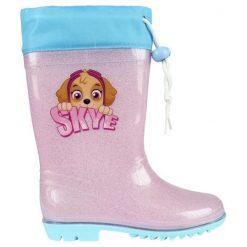 Disney Kalosze Dziewczęce Psi Patrol 25 Różowe. Czerwone kalosze dziewczęce Disney. Za 69,00 zł.