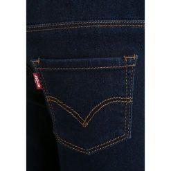 Levi's® 710 Jeans Skinny Fit sodalite blue. Brązowe jeansy dziewczęce marki Levi's®, z bawełny. Za 149,00 zł.