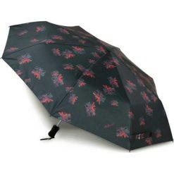 """Parasole: Parasol """"Bloomstar"""" w kolorze czarno-czerwonym"""