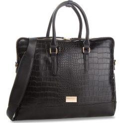 Torba na laptopa MONNARI - BAGA530-020 Czarny. Czarne torby na laptopa Monnari, ze skóry ekologicznej. W wyprzedaży za 199,00 zł.