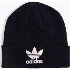 Adidas Originals - Czapka damska, niebieski. Niebieskie czapki damskie adidas Originals. Za 99,95 zł.