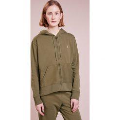 Bluzy damskie: Polo Ralph Lauren MAGIC  Bluza rozpinana basic olive