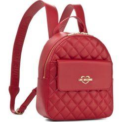 Plecaki damskie: Plecak LOVE MOSCHINO – JC4015PP15LB0500  Rosso