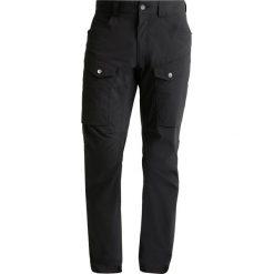 Chinosy męskie: Haglöfs MID FJORD Spodnie materiałowe true black