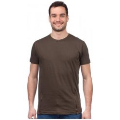 Brave Soul T-Shirt Męski Falcone S Khaki. Brązowe t-shirty męskie marki Brave Soul, m. W wyprzedaży za 32,00 zł.