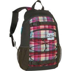 """Plecak """"Base"""" w kolorze brązowo-różowym - 30 x 48 x 17 cm. Brązowe plecaki męskie Chiemsee Bags, w paski. W wyprzedaży za 108,95 zł."""
