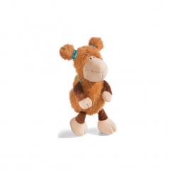 Nici  Maskotka Owieczka Jolly Jo 35 cm z torebką - brązowy. Brązowe przytulanki i maskotki NICI, z futra. Za 89,00 zł.