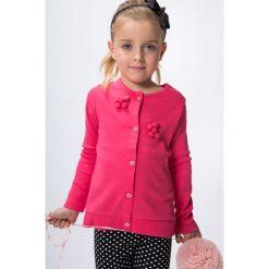 T-shirty dziewczęce: Różowa Bluzka NDZ8148