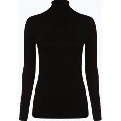 Marie Lund - Sweter damski, czarny. Czarne swetry klasyczne damskie Marie Lund, xs, prążkowane, z golfem. Za 149,95 zł.