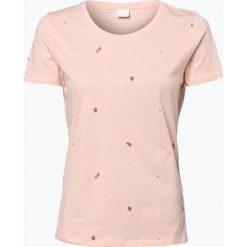 Odzież: BOSS Casual – Koszulka damska – Teaallover, różowy