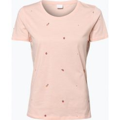 T-shirty damskie: BOSS Casual – Koszulka damska – Teaallover, różowy