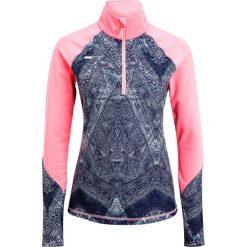 Roxy KIW  Koszulka sportowa peacot avoya. Szare topy sportowe damskie marki Roxy, m, z elastanu. W wyprzedaży za 209,25 zł.